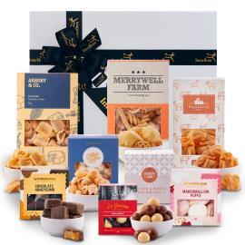 Crispy and Sweet Gift Hamper - 118095