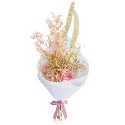 Pastel Dried Flower Bouquet - DB002