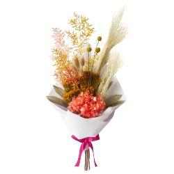 Bright Dried Flower Bouquet - DB003