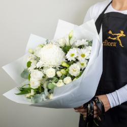 Neutral Florist Choice Bouquet - fcq001