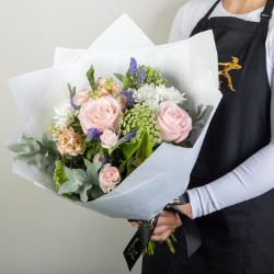 Pastel Florist Choice Bouquet - fcq002