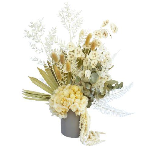 Neutral Dried Flower Arrangement - da001
