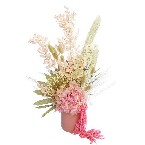 Pastel Dried Flower Arrangement - da002