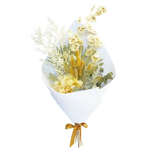 Neutral Dried Flower Bouquet - db001